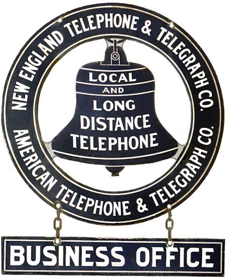 Business Office Sign - 1905